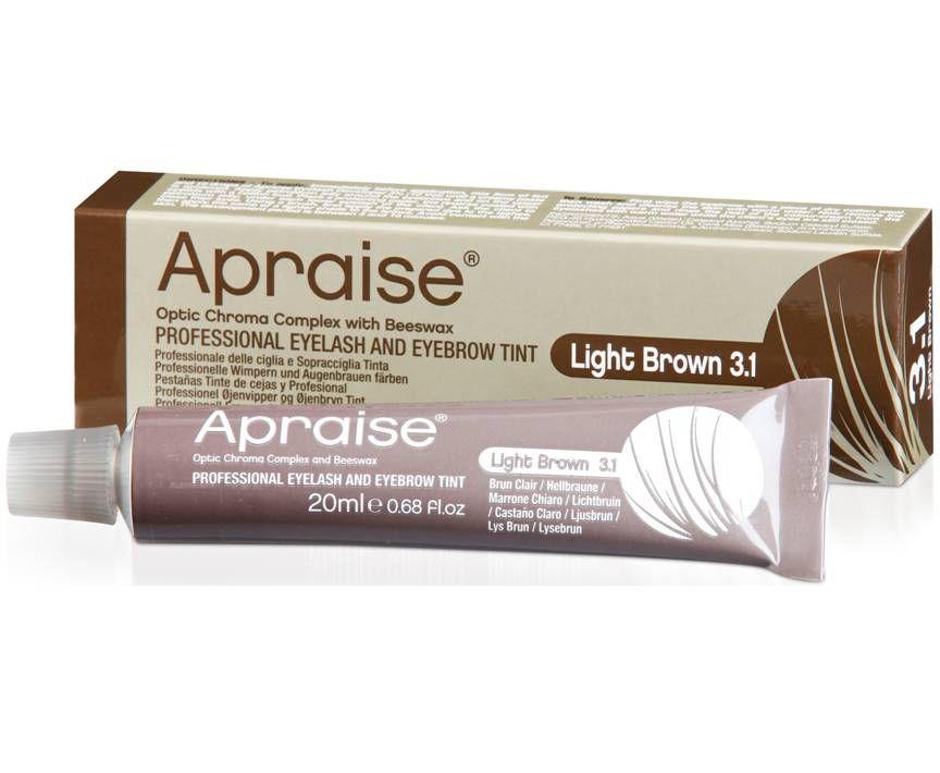 Apraise Eyelash & Eyebrow Tint No.3.1 Light Brown 20ml