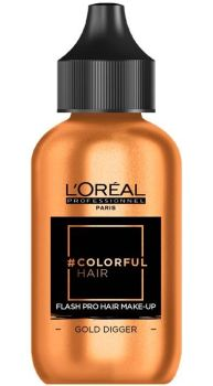 Colorful Hair Flash Gold Digger 60ml