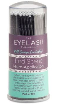 Eyelash Emporium End Scene Micro Applicators 100 Pack