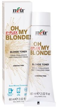 Oh My Blonde! Toner Caramel 60ml