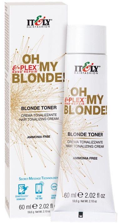 Oh My Blonde! Toner Denim 60ml