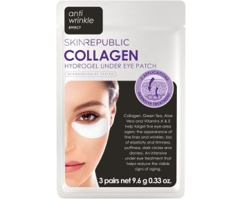 Skin Republic Collagen Hydrogel Under-Eye Patches 3 Pairs