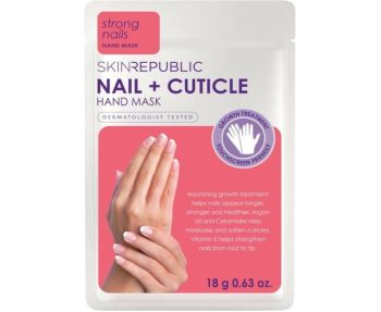 Skin Republic Nail+Cuticle Hand Mask 1 Pair