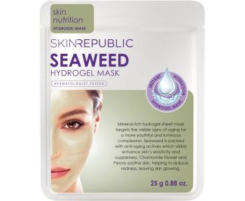 Skin Republic Hydrogel Seaweed Face Mask Sheet