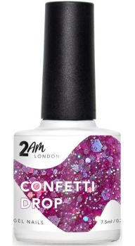2am London Gel Confetti Drop 7.5ml