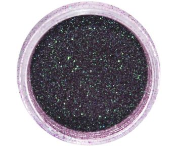 Icon Glitter Black Grape 12g