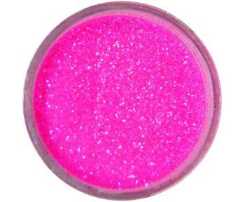 Icon Glitter Fluorescent Pink 12g