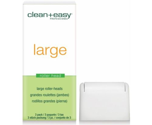 Clean & Easy Roller Heads Large 3 Pack