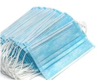 Disposable Face Masks 3 PLY 50 Pack
