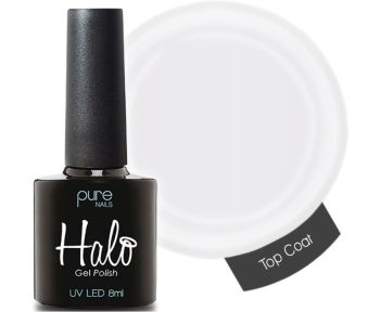 Halo Gel Top Coat 8ml