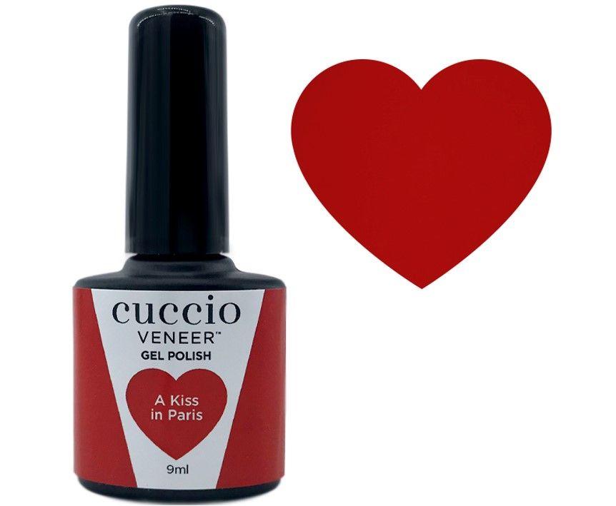 Cuccio Gel A Kiss In Paris 9ml
