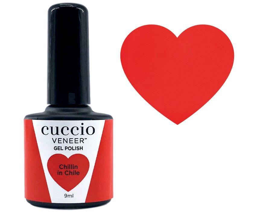 Cuccio Gel Chillin In Chile 9ml