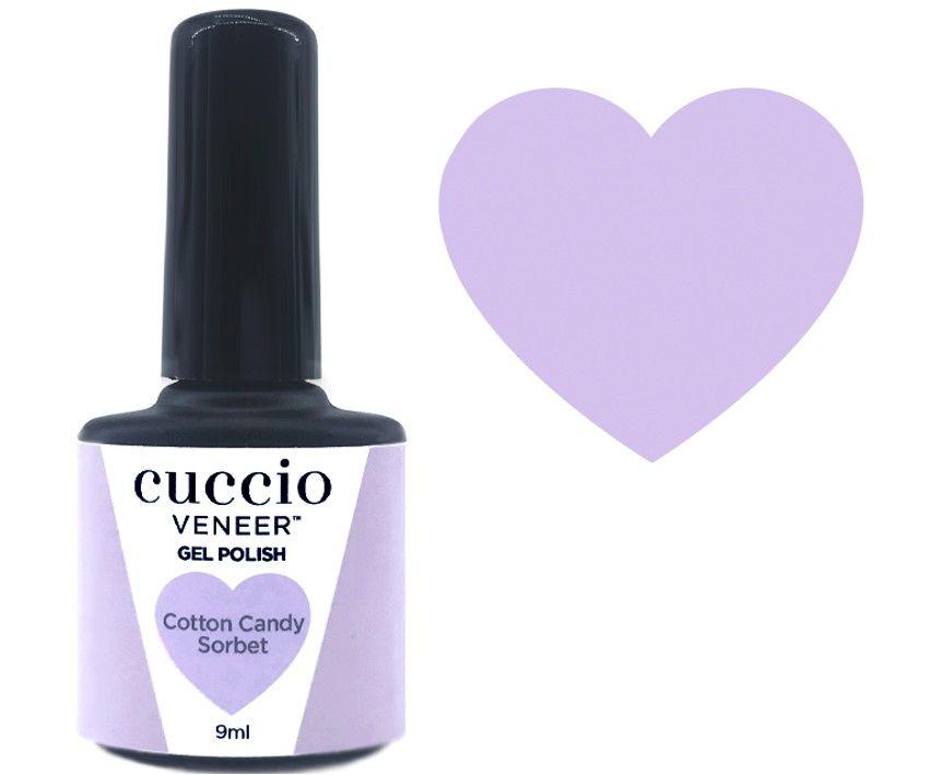 Cuccio Gel Cotton Candy Sorbet 9ml