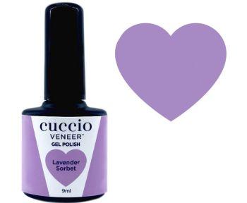Cuccio Gel Lavender Sorbet 9ml