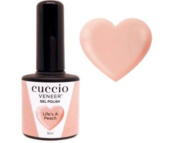 Cuccio Gel Lifes A Peach 9ml