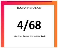 Igora Vibrance 60ml 4/68