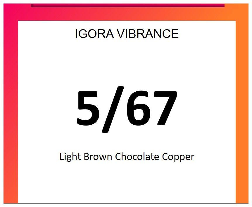Igora Vibrance 60ml 5/67