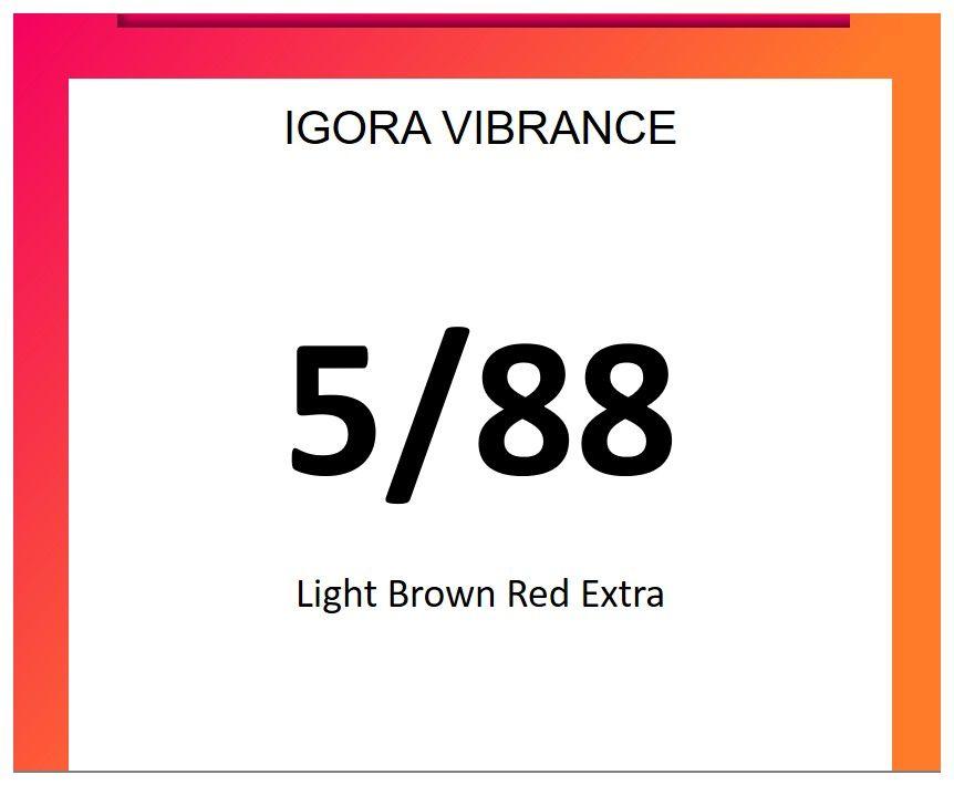 Igora Vibrance 60ml 5/88