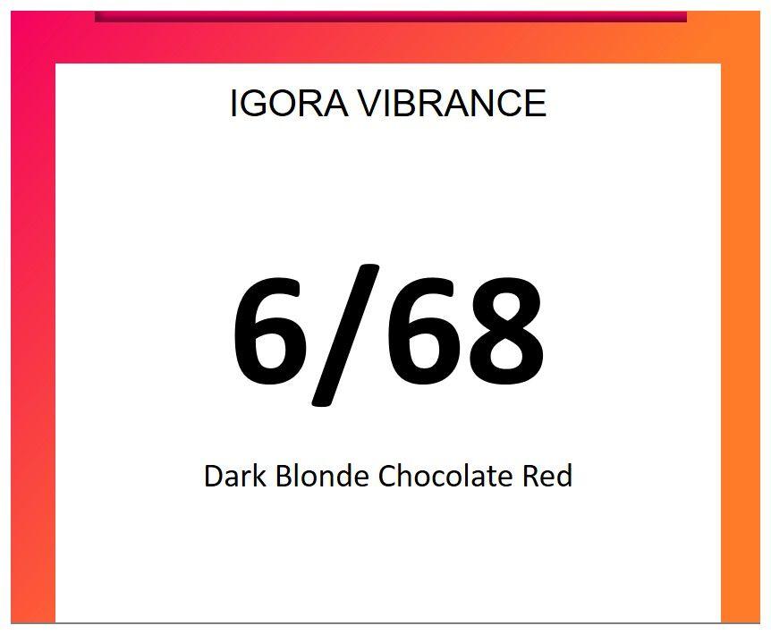 Igora Vibrance 60ml 6/68