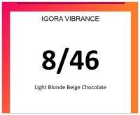 Igora Vibrance 60ml 8/46