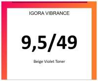Igora Vibrance 60ml 9.5/49