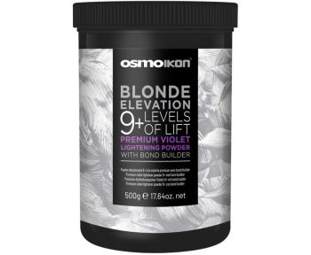 Osmo Ikon Blonde Elevation 9+ Levels Violet Powder 500g