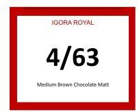 Igora Royal 60ml 4/63