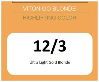 Viton Go Blonde 60ml 12/3