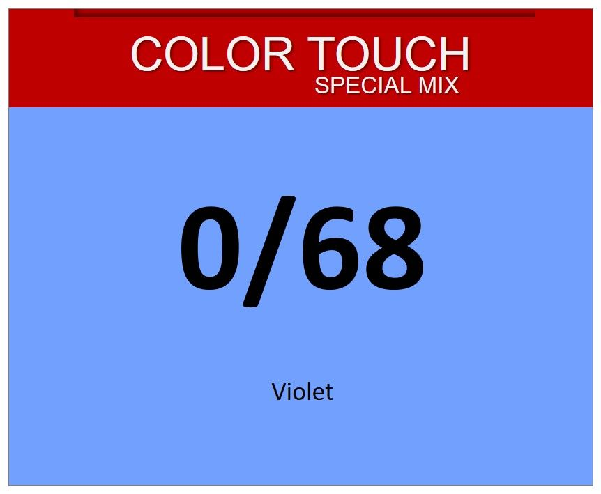 Color Touch 60ml 0/68