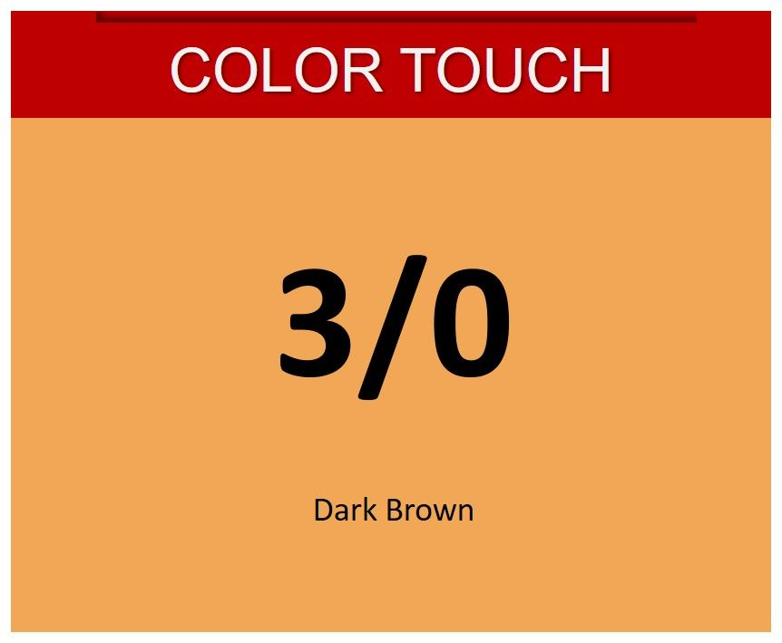 Color Touch 60ml 3/0