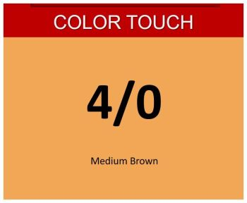 Color Touch 60ml 4/0