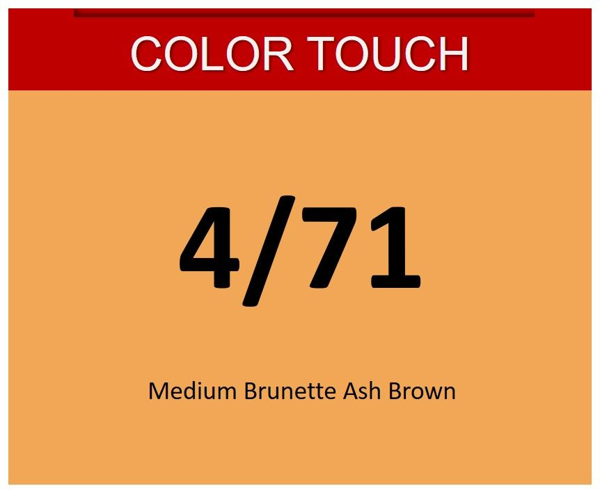 Color Touch 60ml 4/71
