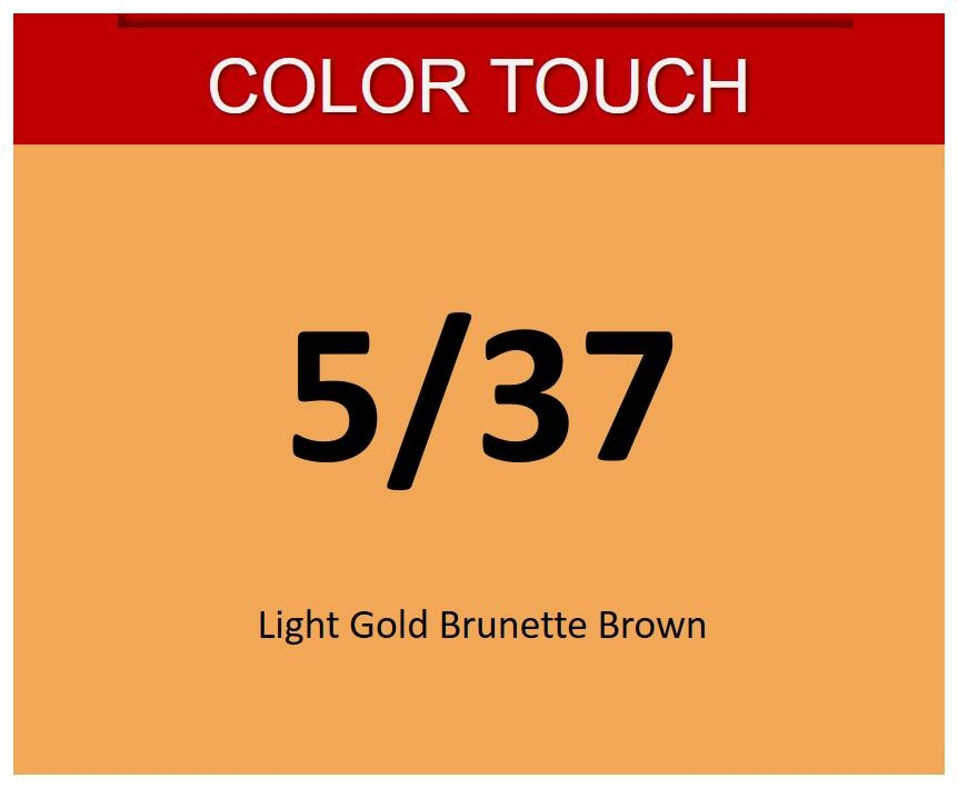 Color Touch 60ml 5/37
