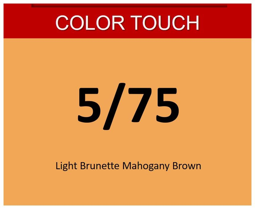 Color Touch 60ml 5/75