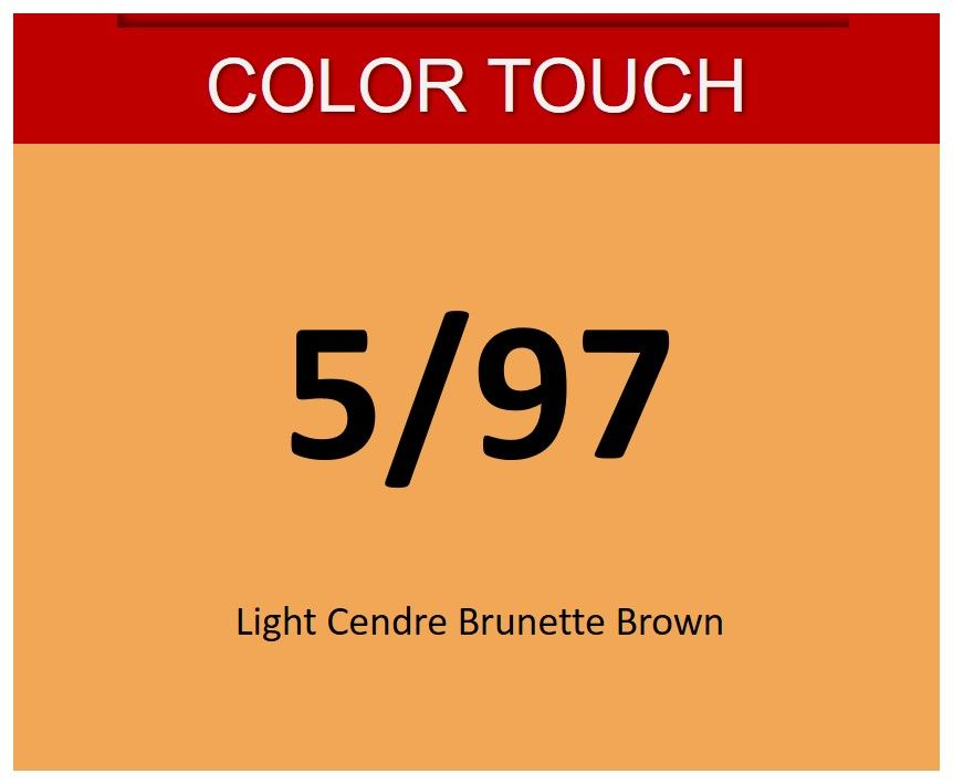 Color Touch 60ml 5/97
