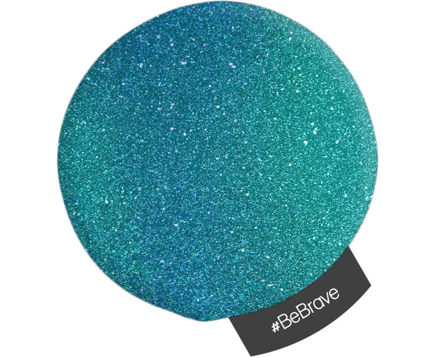 Halo Create Glitter 5g #BeBrave