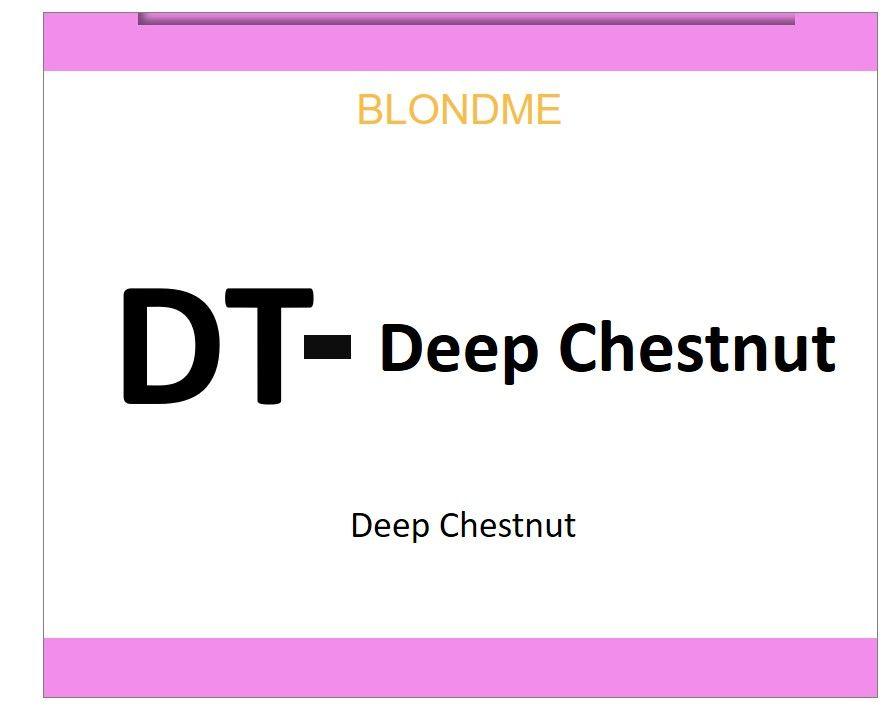 Blond Me Blonde Deep Toning Deep Chestnut 60ml