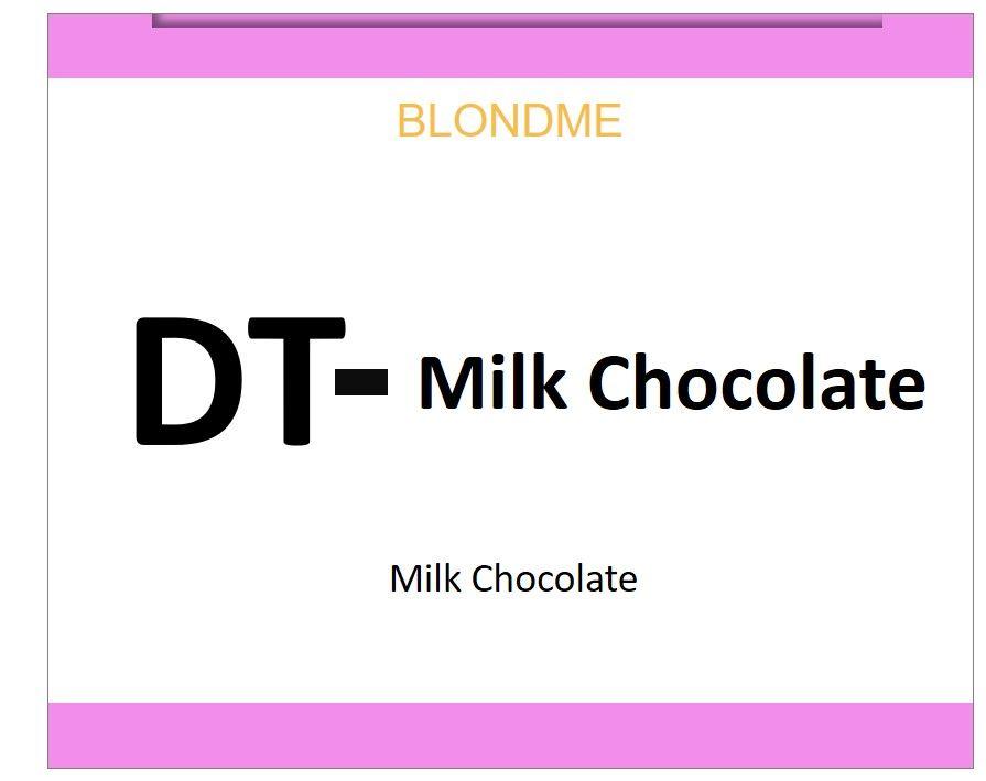 Blond Me Blonde Deep Toning Milk Chocolate 60ml