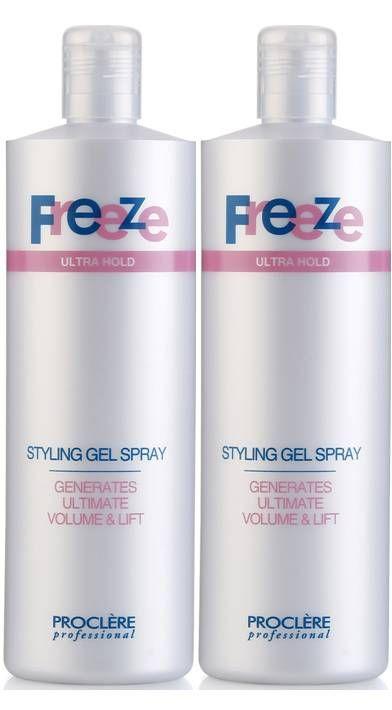 Freeze Gel Spray 500ml Twin Pack