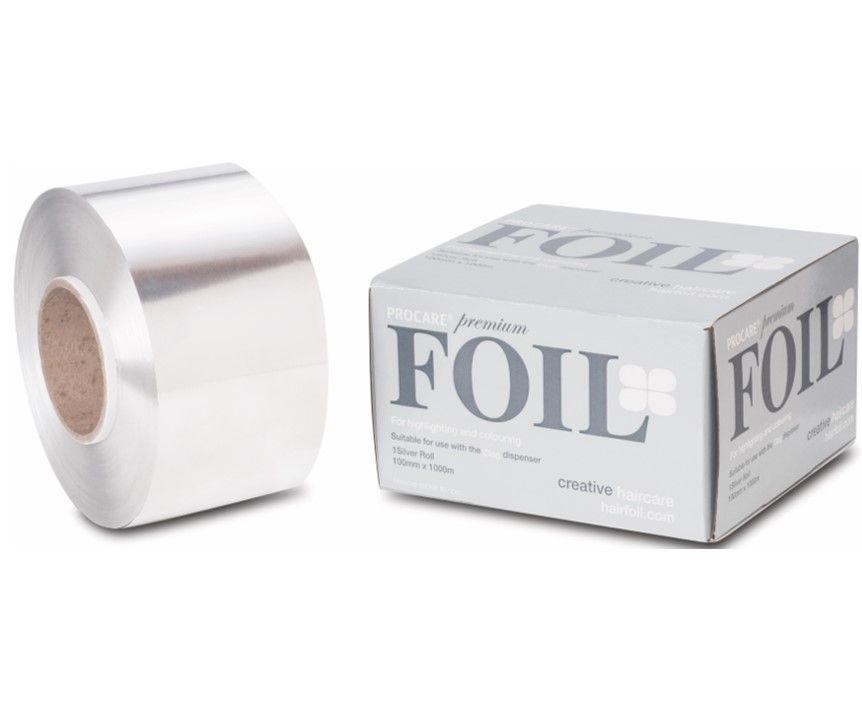 Procare Foil 100mm x 1000m Silver