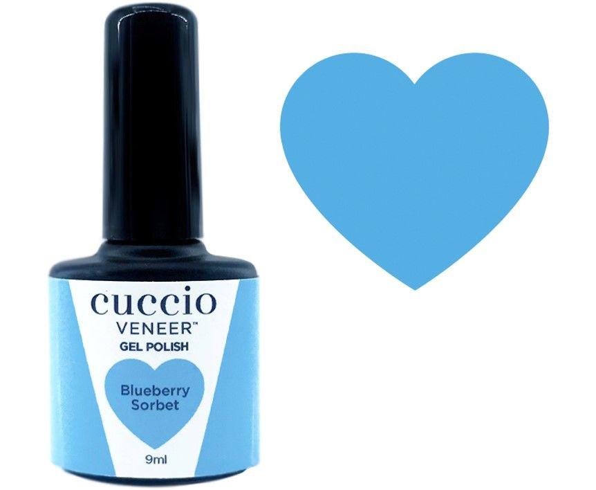 Cuccio Gel Blueberry Sorbet 9ml