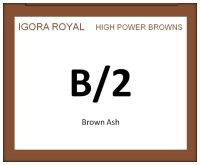 Igora Royal High Power Browns 60ml B/2