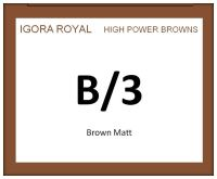 Igora Royal High Power Browns 60ml B/3