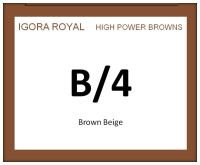 Igora Royal High Power Browns 60ml B/4