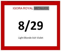 Igora Royal Metallics 60ml 8/29