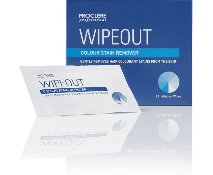 Wipeout Stain Remover Wipes 20 Pack