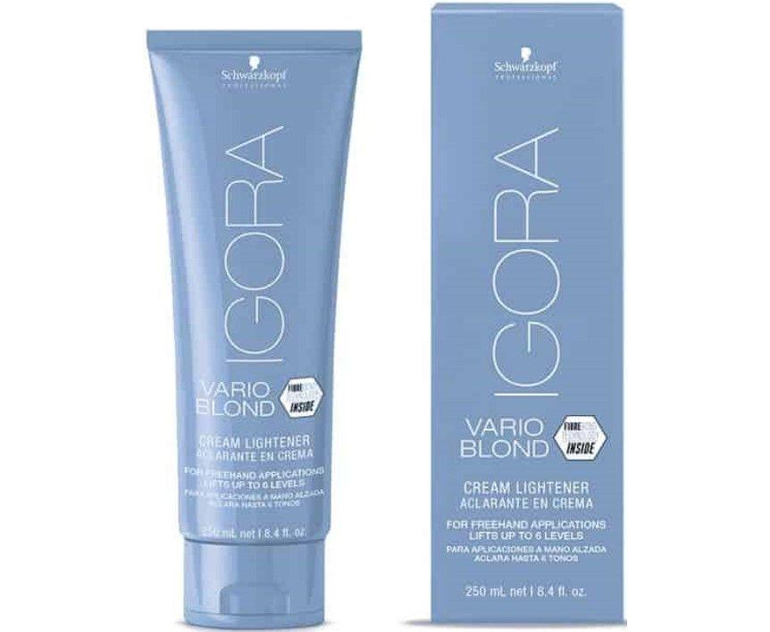 Igora Vario Cream Lightener 250ml
