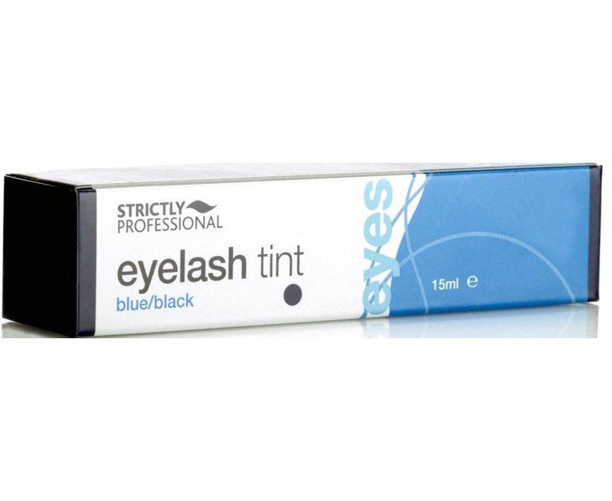 Strictly Professional Eyelash Tint Blue/Black 15ml