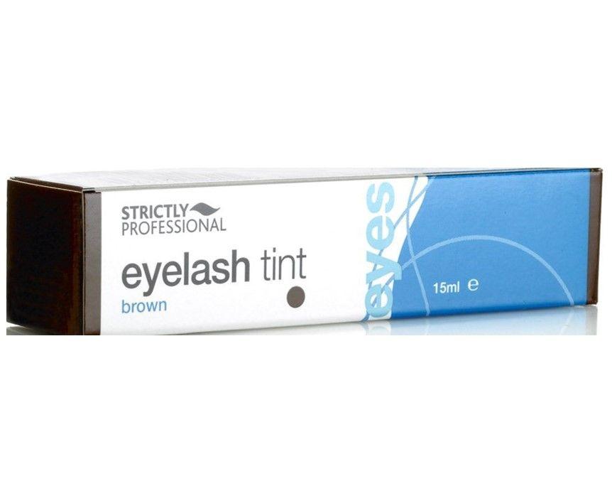 Strictly Professional Eyelash Tint Brown 15ml