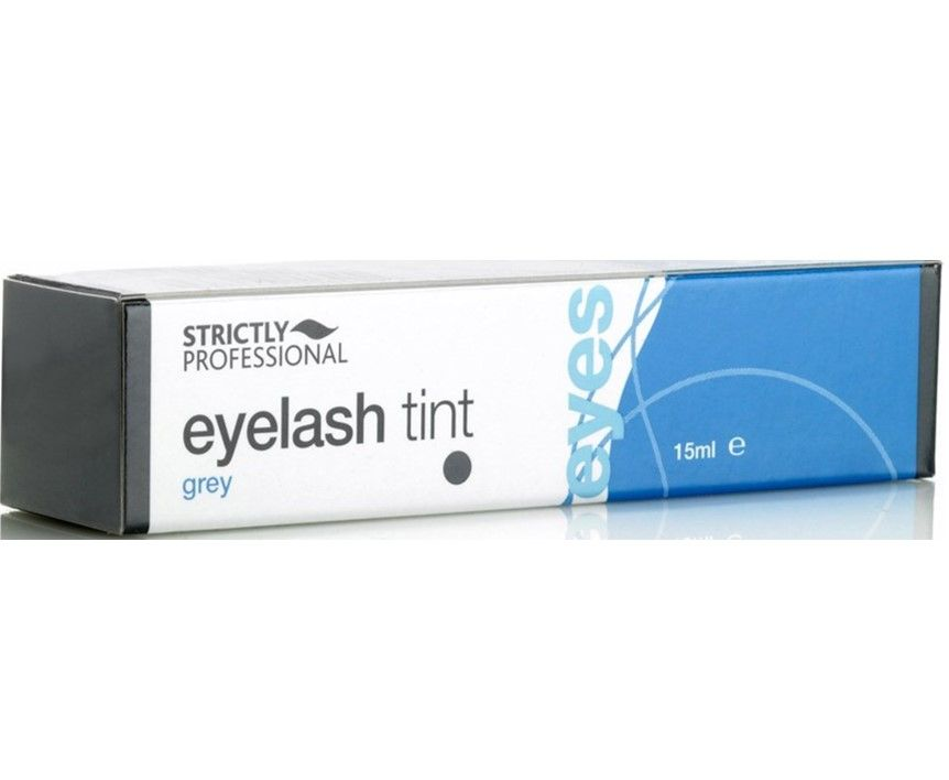 Strictly Professional Eyelash Tint Grey 15ml